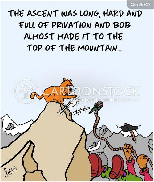 ascents cartoon