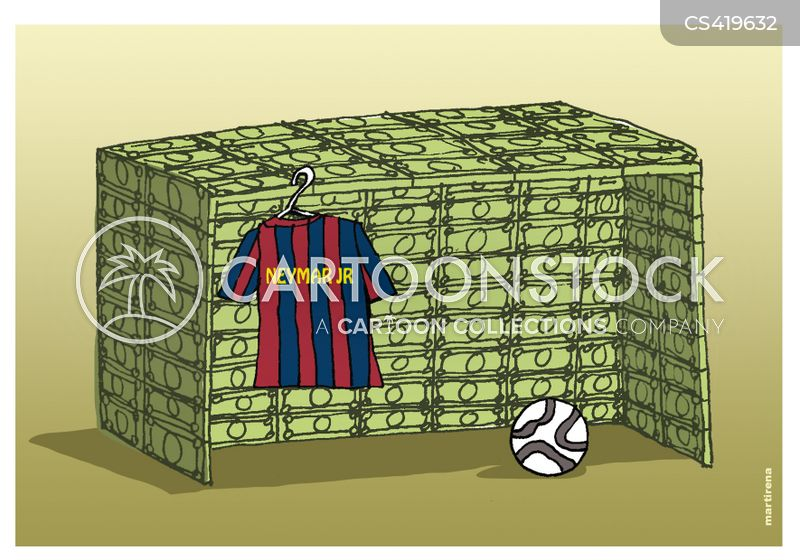 transfer fee cartoon