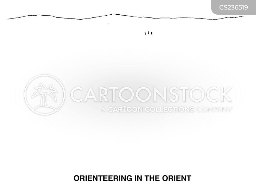 orient cartoon