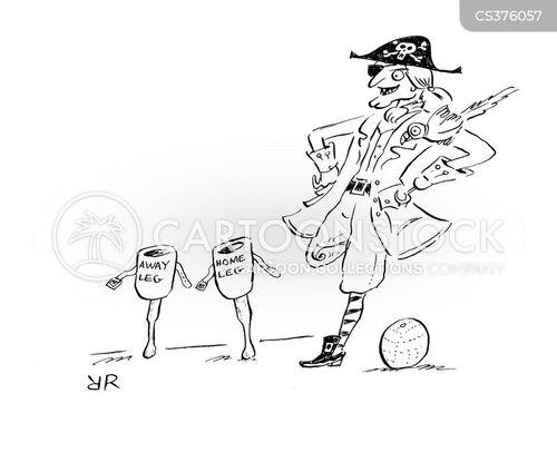 football kit cartoon