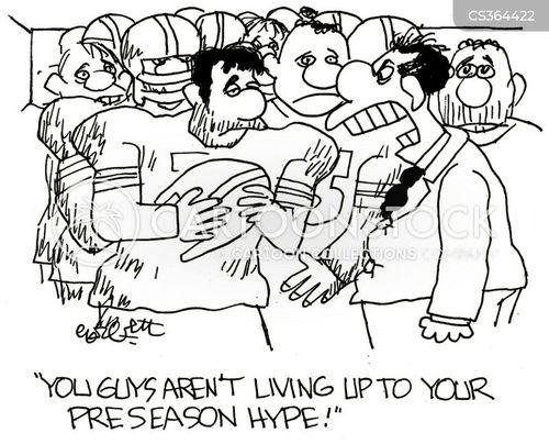 hypes cartoon