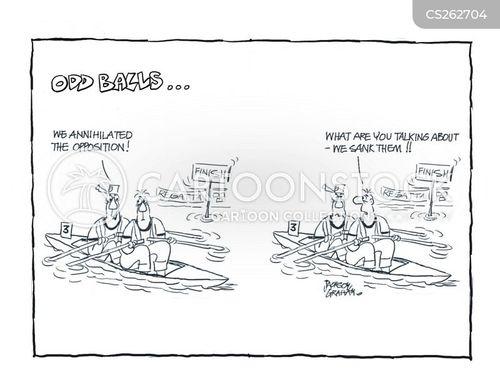 regatta cartoon