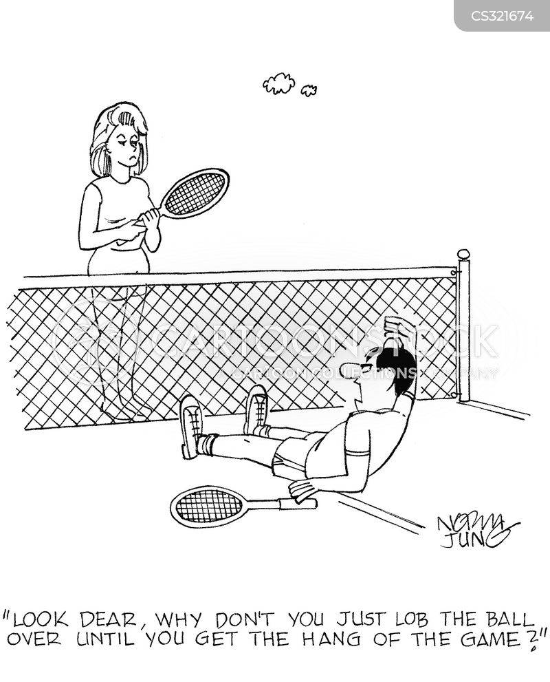 Tennis Instructor cartoons, Tennis Instructor cartoon, funny, Tennis Instructor picture, Tennis Instructor pictures, Tennis Instructor image, Tennis Instructor images, Tennis Instructor illustration, Tennis Instructor illustrations