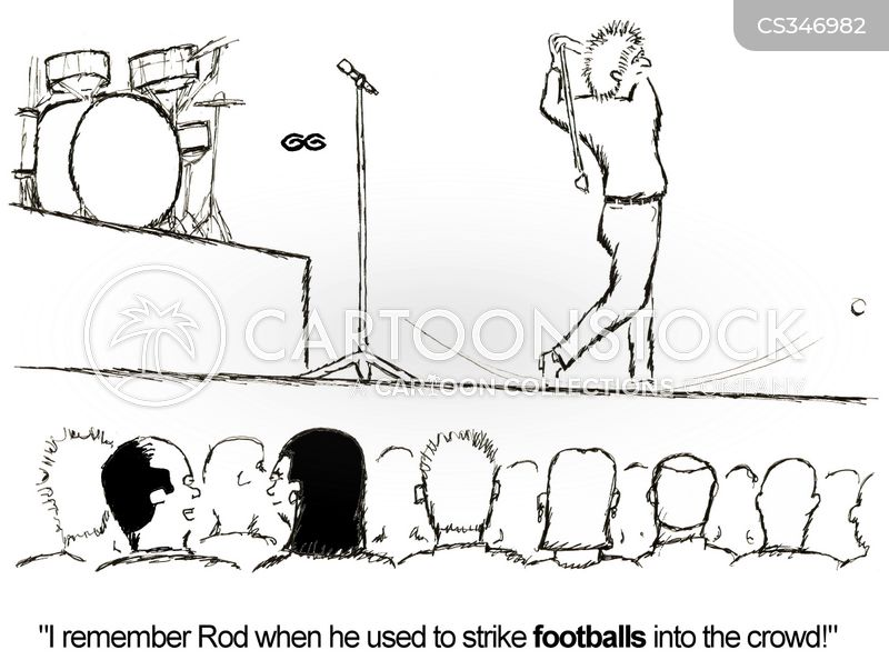 rod cartoon