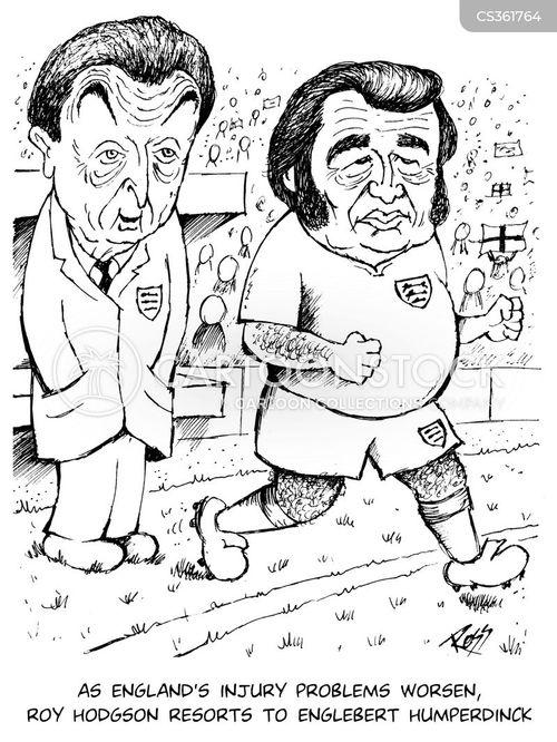 englebert humperdinck cartoon