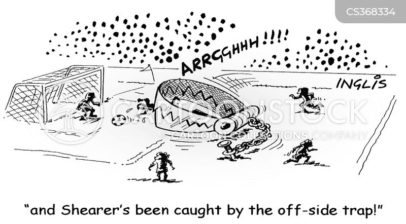 shearer cartoon
