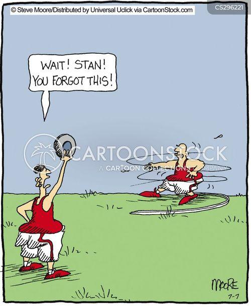 putter cartoon