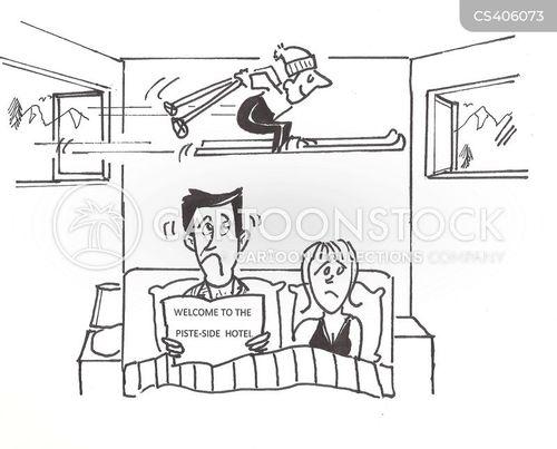 pisteside cartoon