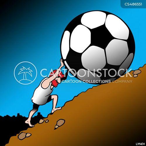 olympics cartoon