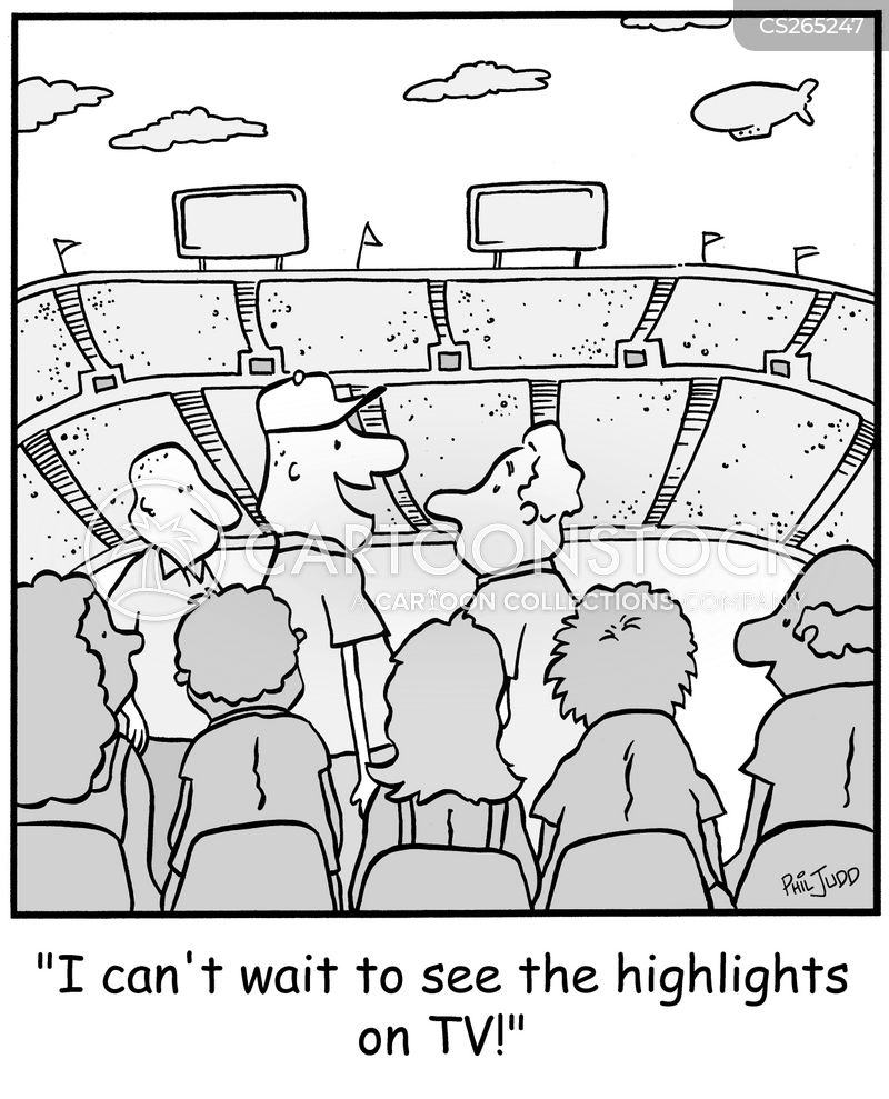 highlights cartoon