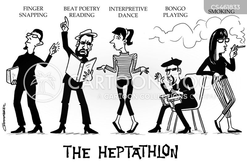 sport event cartoon