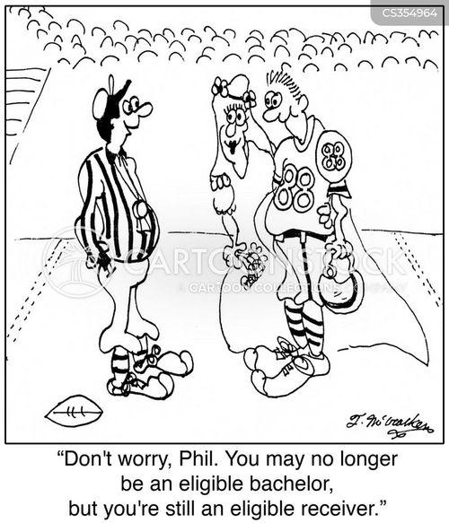 receiver cartoon