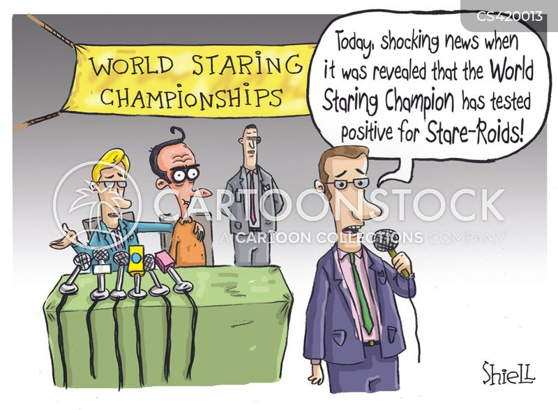 Staring Competitions cartoons, Staring Competitions cartoon, funny, Staring Competitions picture, Staring Competitions pictures, Staring Competitions image, Staring Competitions images, Staring Competitions illustration, Staring Competitions illustrations