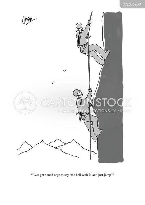 recklessness cartoon