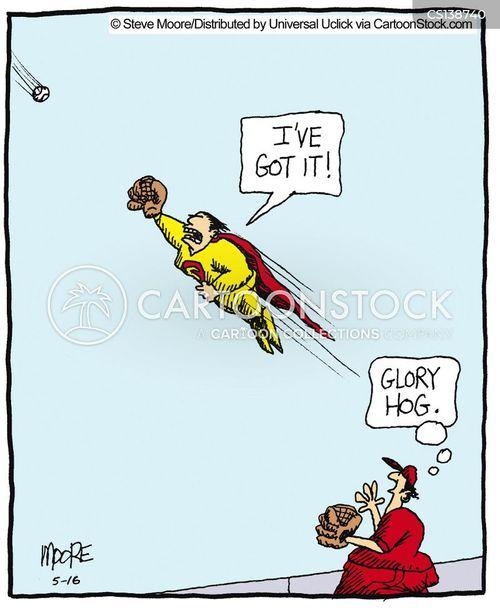 glory hog cartoon