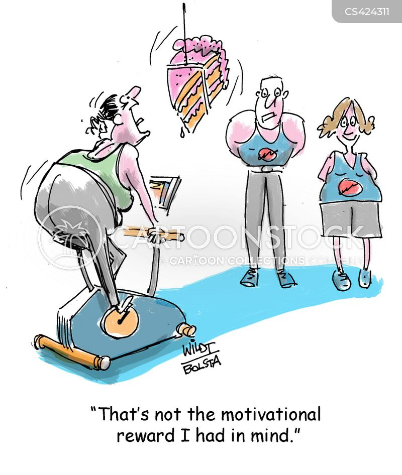 Fitness Trainers Cartoons and Comics - funny pictures from ...