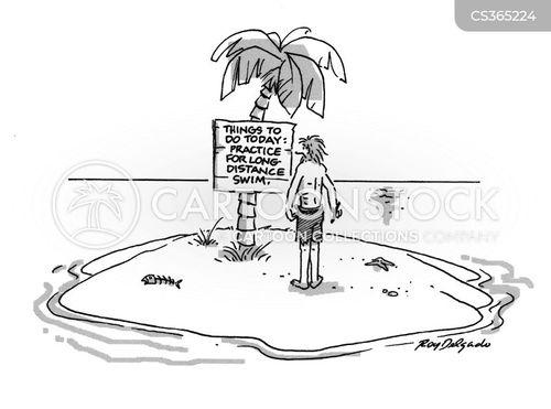 practised cartoon