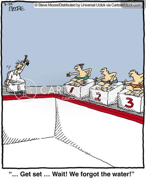 starts cartoon