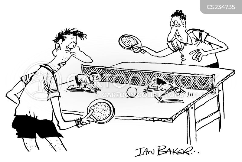 ball boys cartoon