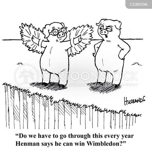 pigs may fly cartoon