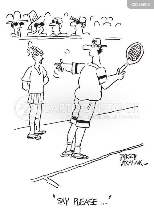 ballboy cartoon