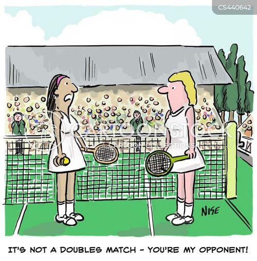 opponent cartoon
