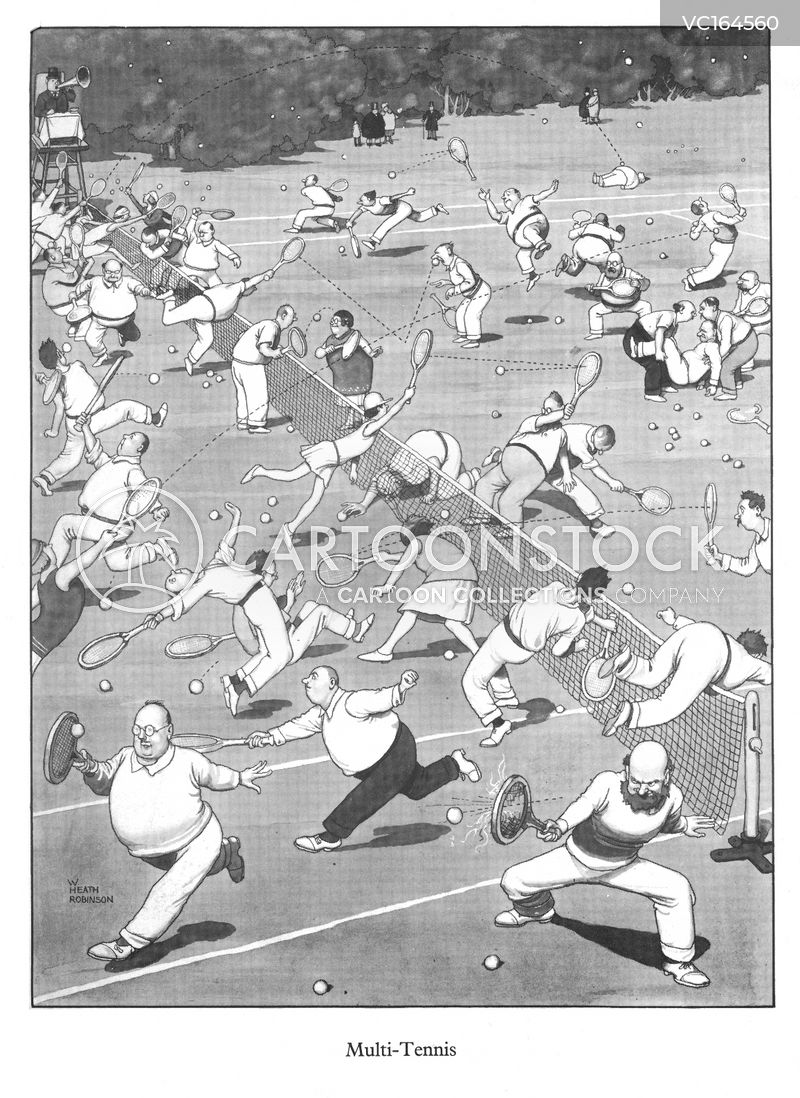 Tennis cartoons, Tennis cartoon, funny, Tennis picture, Tennis pictures, Tennis image, Tennis images, Tennis illustration, Tennis illustrations