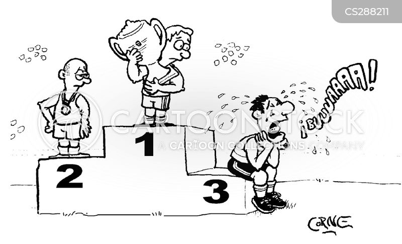 third place cartoon