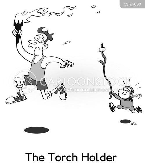 cub scout cartoon
