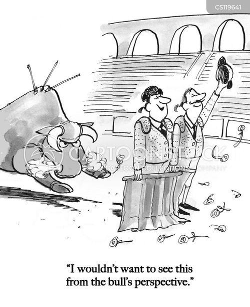 spanish culture cartoon