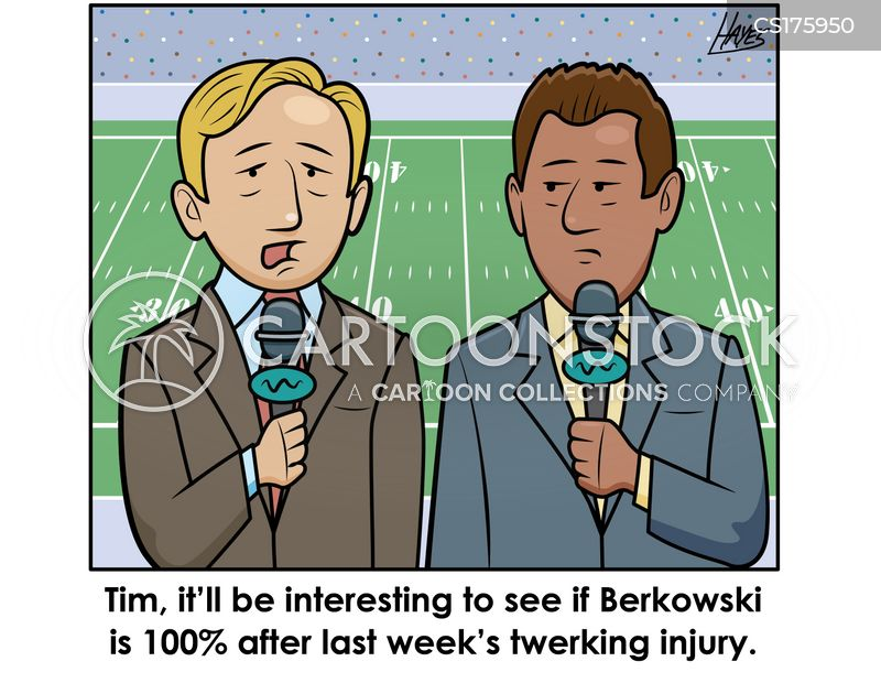 tv broadcast cartoon