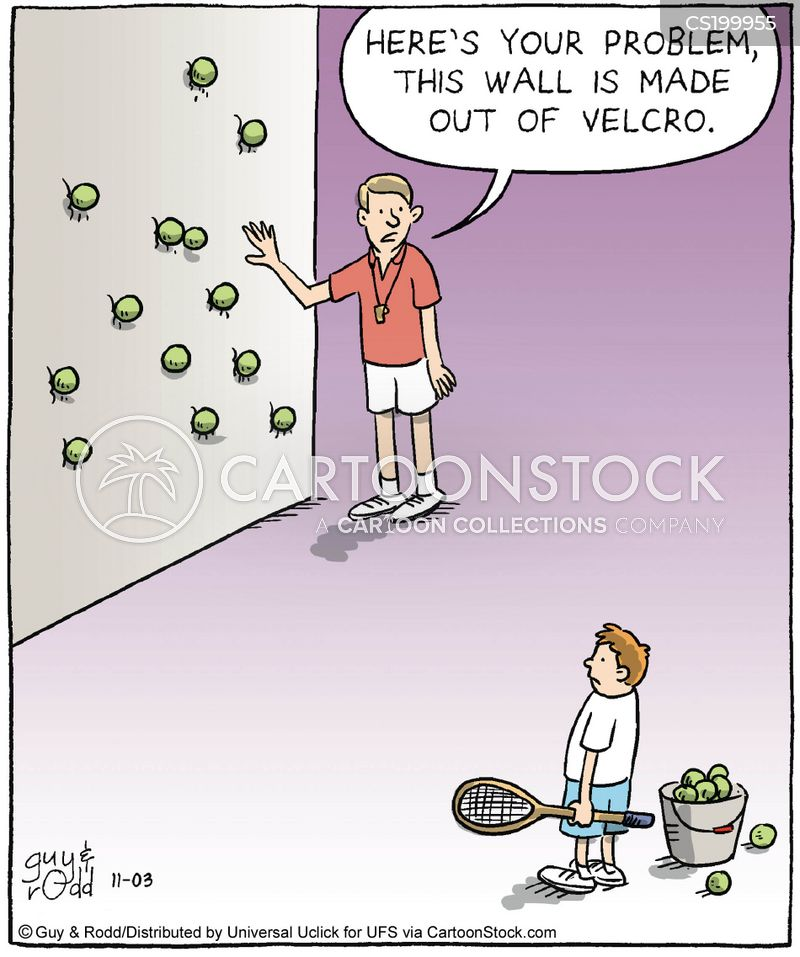 velcros cartoon