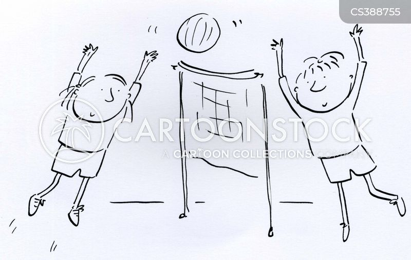 Volley Ball cartoons, Volley Ball cartoon, funny, Volley Ball picture, Volley Ball pictures, Volley Ball image, Volley Ball images, Volley Ball illustration, Volley Ball illustrations