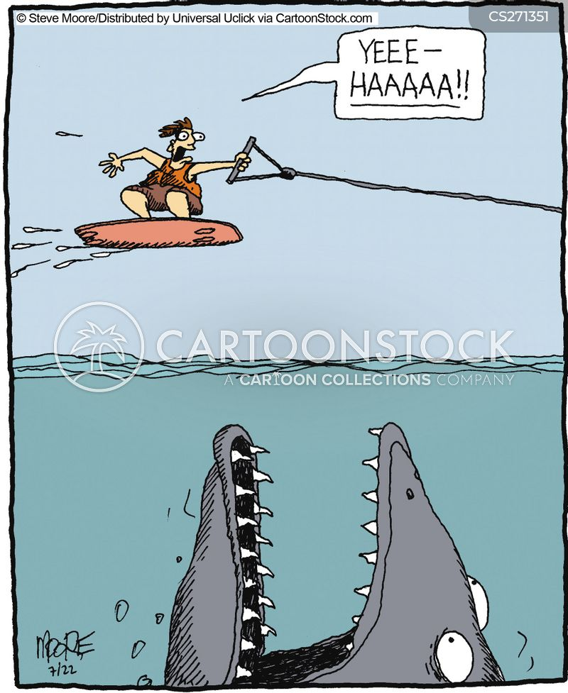 Funny fish comic - photo#17