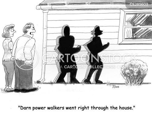 home maintenance cartoon