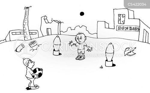 war-zones cartoon