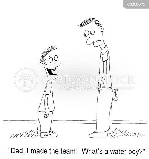 waterboy cartoon