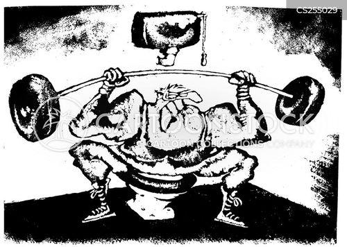 bowels cartoon
