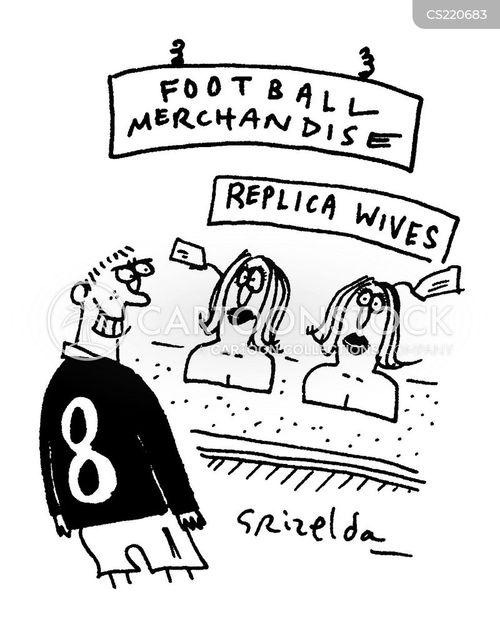 replica cartoon