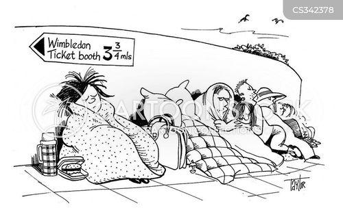 grand slam cartoon