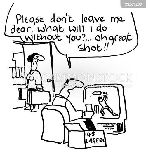 cricket fan cartoon