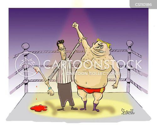 champion cartoon