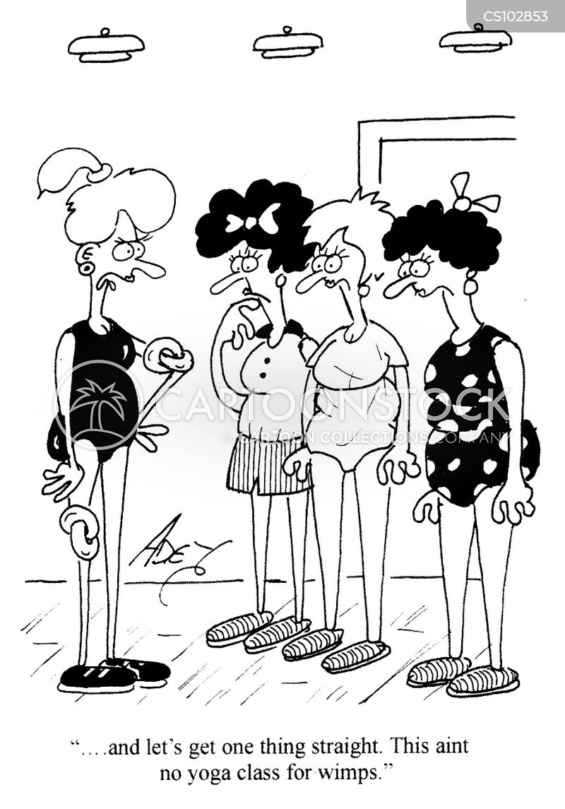 wimps cartoon