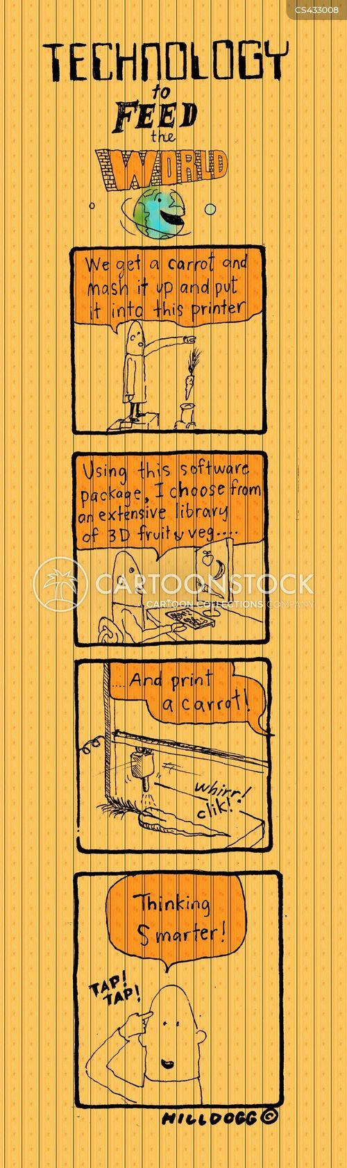 3d printing cartoon