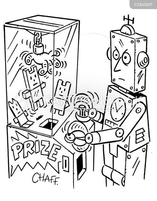 Machine Robot Games Games Machine Cartoon 6 of 7
