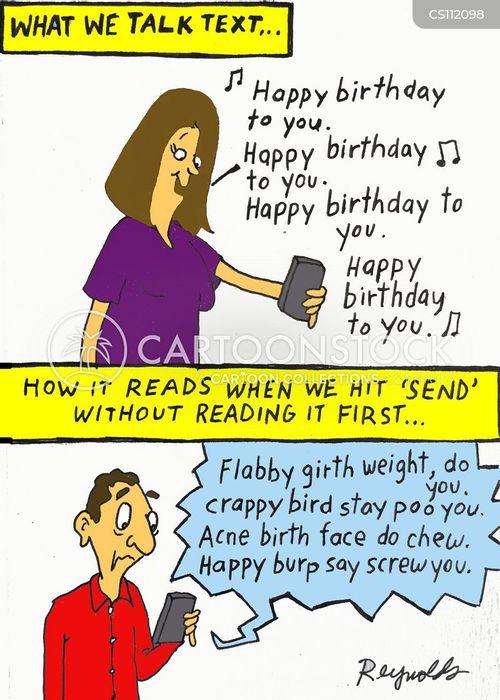 spellcheck cartoon