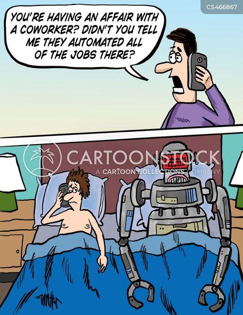 automations cartoon