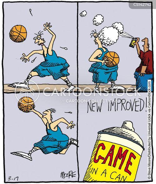 make over cartoon