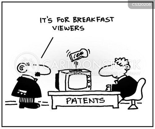 breakfast programs cartoon