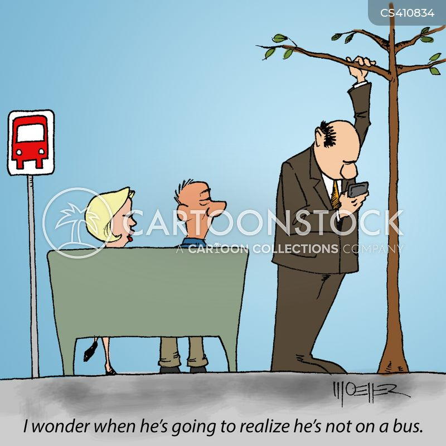 bus rides cartoon